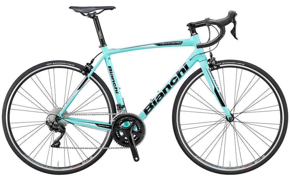 BIANCHI Via Nirone 7 105(ビアンキ ヴィアニローネ 7 ロードバイク 2019)