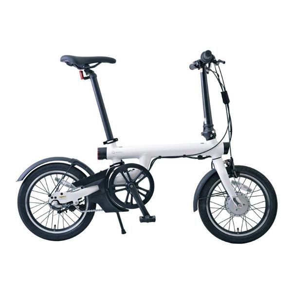 QI CYCLE (チーサイクル 電動アシスト自転車 E-BIKE 折りたたみ 2019)