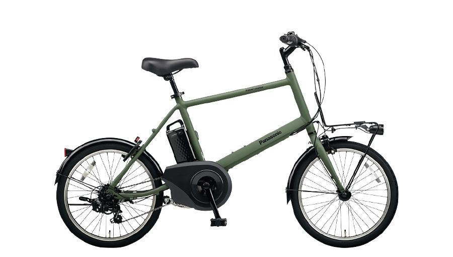 PANASONIC VELOSTAR・MINI(パナソニック ベロスター・ミニ 電動自転車 2019)